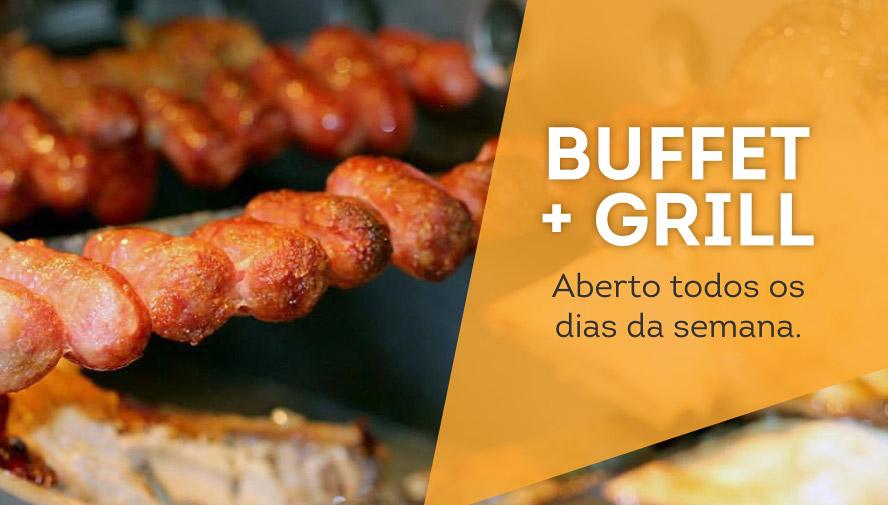 Restaurante Alameda Grill - Almoço no Centro de Curitiba